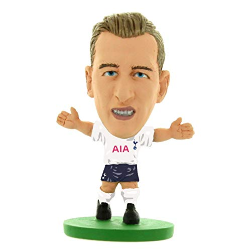 トッテナム・ホットスパー フットボールクラブ Tottenham Hotspur FC オフィシャル商品 SoccerStarz ケイン フィギュア 人形 (ワンサイズ) (ホワイト)