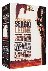 Le bon, la brute et le truand SE / Et pour quelques dollars de plus / Il était une fois la révolution