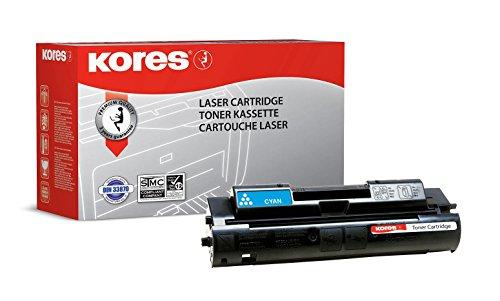 Kores - Kores toner pour hp Color LaserJet 4500/4550, cyan