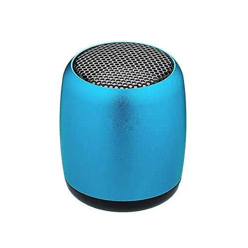 Jian E - // Mini-Bluetooth-luidspreker - draagbare draadloze telefoon voor buiten kleine, kleine metalen auto-subwoofer-kanon //, E
