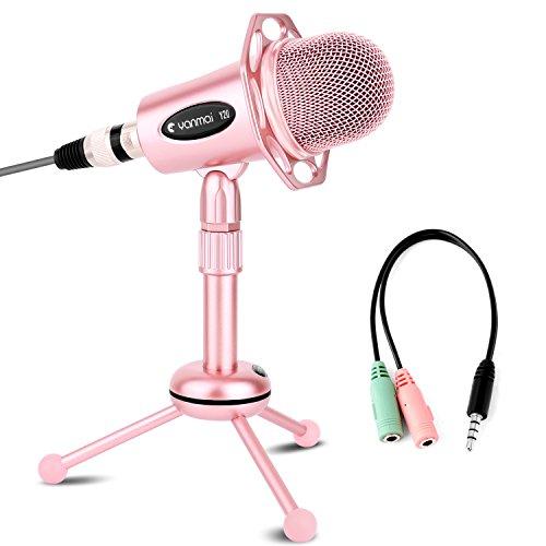 Venoro Plug & Play Home Studio Condenser Microphone