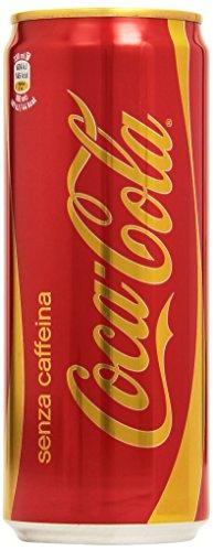 Coca Cola - Senza Caffeina Lattina, 0,33 L