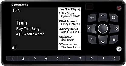 SiriusXM SXEZR1V1 Onyx EZR Satellite Radio with Vehicle Kit - Get 3 Months Free Service with Subscription (Renewed)