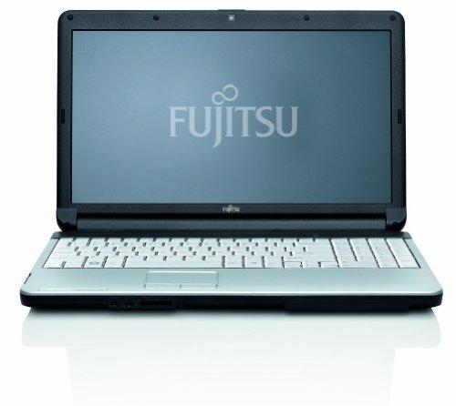 Fujitsu Lifebook A530 39,1 cm (15,4 Zoll) Notebook (Intel Core i7 620M, 2,6GHz, 4GB RAM, 500GB HDD, Intel X4500HD, Win7 Prof, DVD)