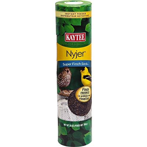 Kaytee Super Finch Sock Feeder, 25-Ounce