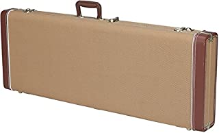 Fender Deluxe Case for Jazz Bass - Tweed