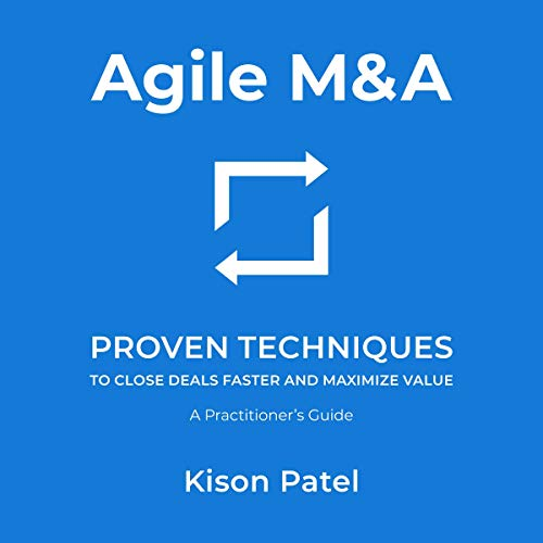 Agile M&A  By  cover art