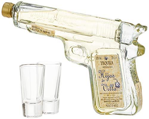 HijosdeVillaTequilaReposadoPistolen-Flasche(1 x 0.2 l) Titelbild