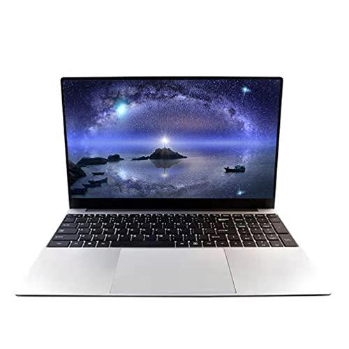 15,6 Zoll Laptop Notebook, Intel Celeron J3455 Quad Core CPU, Windows 10 Pro Betriebssystem, 8 GB RAM, 128 GB SSD Unterstützung 256 GB TF Karte, Full HD 1920 x 1080, HDMI, WLAN