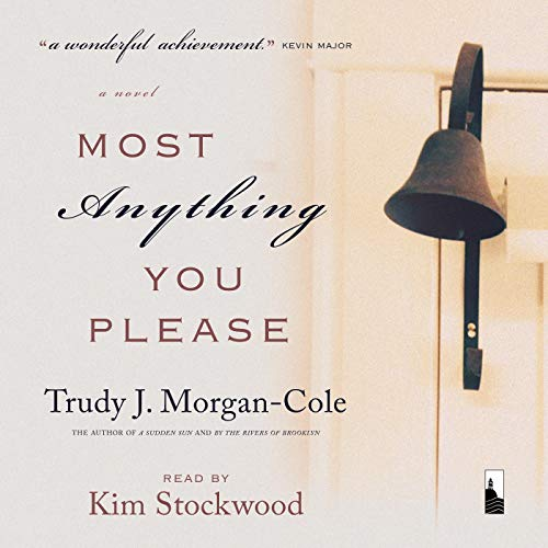 Most Anything You Please audiobook cover art
