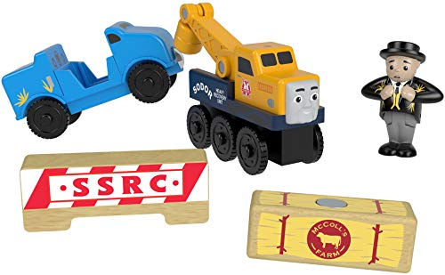 Thomas & Friends Wood, Butch's Road Rescue, Multicolor, GGH29