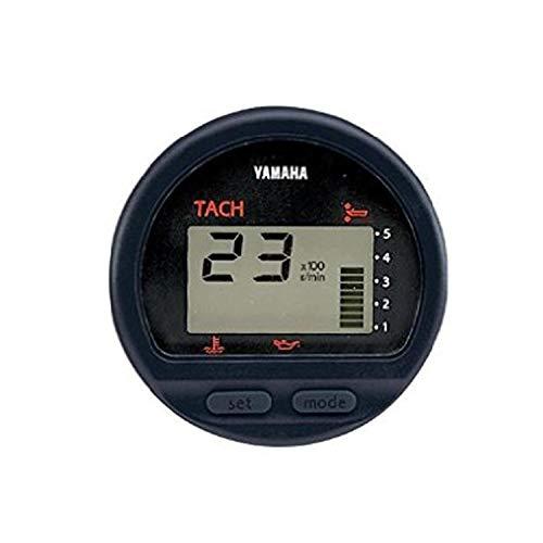Yamaha OEM Digital Multi-Function Tachometer Gauge 6Y5-8350T-D0-00 6Y58350TD000