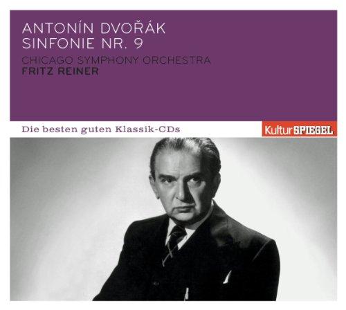 Kultur Spiegel: Die besten guten Klassik-CDs: Dvorak: Sinfonie Nr. 9
