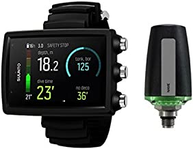 SUUNTO Eon Core Wrist Dive Computer with Transmitter & USB