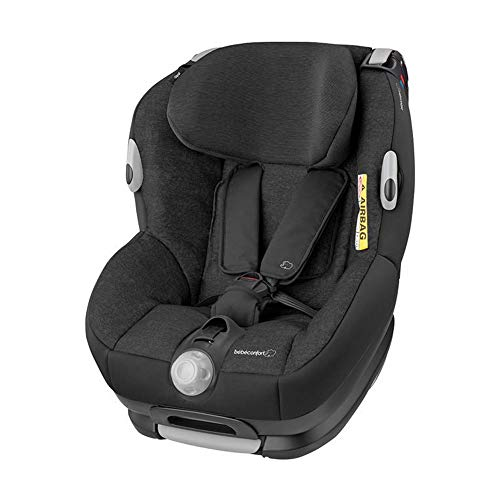 Bébé Confort Opal Silla de auto, color nomad black