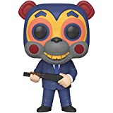 Funko - Pop! TV: Umbrella Academy - Hazel w/mask Figura Coleccionable, Multicolour (45055)