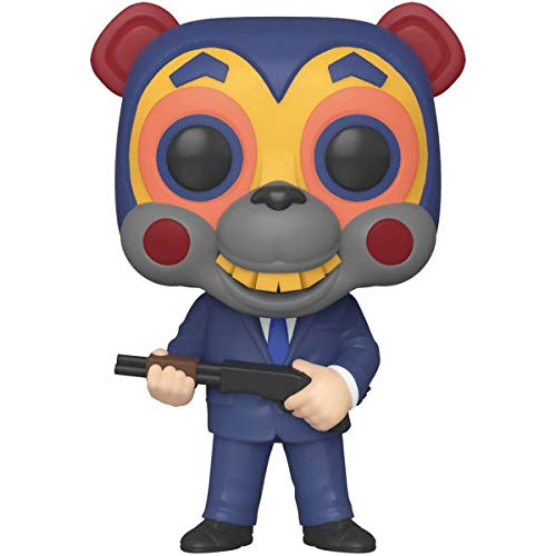 Funko - Pop! TV: Umbrella Academy - Hazel w/mask Figura Coleccionable, Multicolour (45055)
