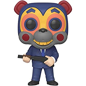 Funko Pop Hazel con máscara (The Umbrella Academy 937) Funko Pop The Umbrella Academy