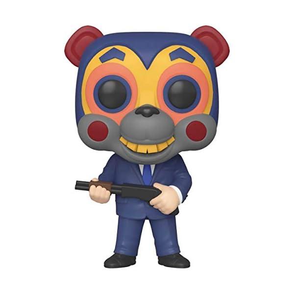 Funko Pop Hazel con máscara (The Umbrella Academy 937) Funko Pop The Umbrella Academy