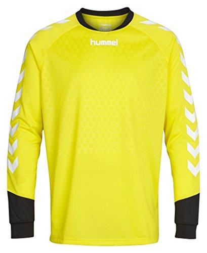 Hummel Sport Hummel Essentials Goalkeeper Jersey, Bright Gold/Black, X-Large