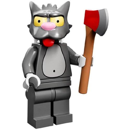 LEGO Minifiguren 71005 The Simpsons: Scratchy