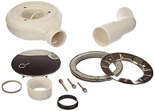 Viega 634100 Ablaufgarnitur Tempoplex 6963 Kunststoff/verchromt 112 mm x DN 40/50 x 60