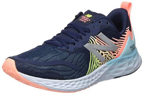 New Balance Fresh Foam Tempo, Zapatillas de Running para Mujer, Azul (Navy NP), 36.5 EU
