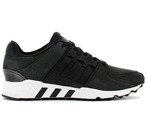 adidas Originals EQT Equipment Support RF, Core Black-Core Black-Footwear White, 4
