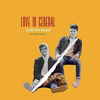 Love in General (feat. Blake Dawson)
