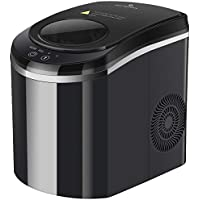 Soltronics 28LBS/24H Portable Ice Maker with Ice Scoop and Basket