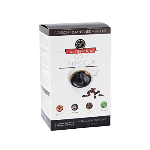 Natural Scientific The Authentic Slimming Coffee 20 Sachets
