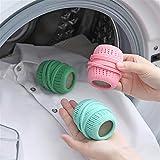 Wäschekugeln, Anti-Wickel-Waschmaschine Ball Fusselentferner Waschbälle Tierhaarentferner Wäschekugeln, wiederverwendbare Trocknerbälle Antistatische Weichspüler-Waschbälle für Waschmaschinen