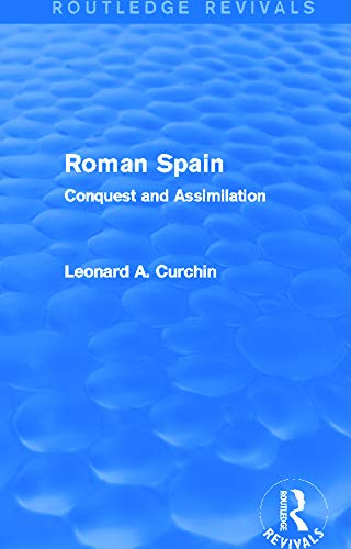 Roman Spain (Routledge Revivals)
