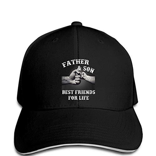 Baseball Cap Lustiges Baseballmütze Vater Sohn Papa Vater Sohn Tochter Männer Modekappe
