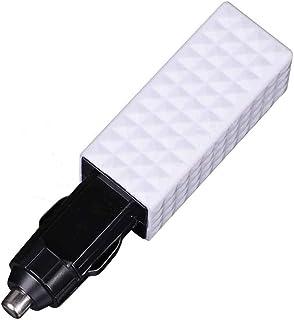 TLJX Purificador de Aire Portatil, Coche Generador de Iones Negativos Limpiador de Aire Captura Alergias, Formaldehído, Po...