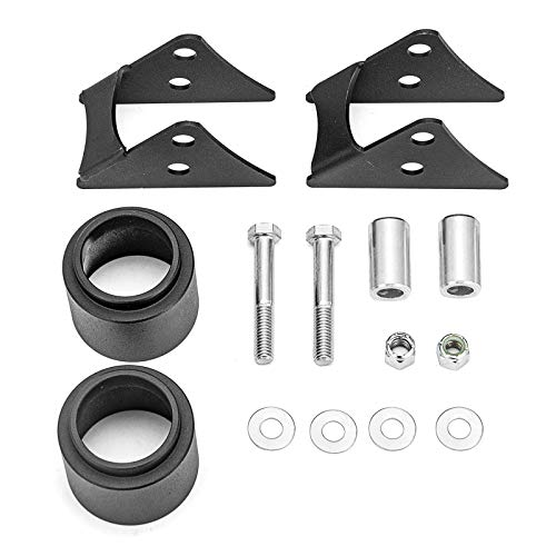 WSays 2.5'' Lift Kit Front and Rear Full Suspension Lift Kit Compatible with Polaris Ranger 570 Midsize Crew 2014-2019