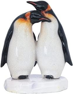 StealStreet SS-G-54392 Penguin Couple Decorative Figurine, 6.5