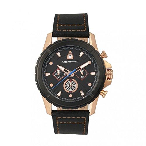 morphic 5705M57Serie reloj para hombre