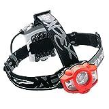 Princeton Tec APEX - Stirnlampe mit Breit- und Punktstrahlern - rot - 550 Lumen - Breitstrahler weiße LED