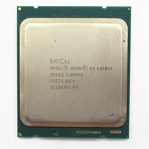 PC Server and Parts Intel Xeon E5-1650 v2 SR1AQ 3.5GHz Six-Core LGA2011 CPU Processor (Certified Refurbished)
