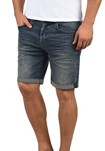 Blend 20701976ME Jeans Shorts, Größe:M, Farbe:Denim middleblue (76201)