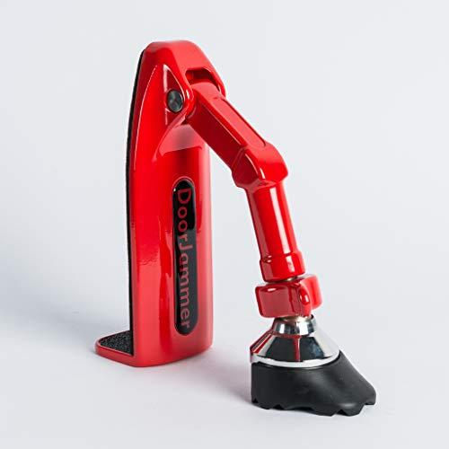 KH Security 370169 Kit De Seguridad Para El Hogar, Rojo, Plata