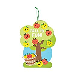 Fall is Fun Apple Tree Craft Kit