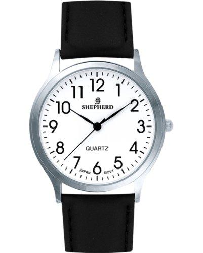 SHEPHERD 01230 Herren Armbanduhr Quarz