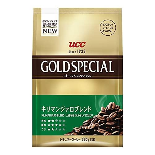 UCC ゴールドスペシャル キリマンジァロブレンド SAP 330g×6個
