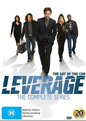 Leverage: The Complete Series