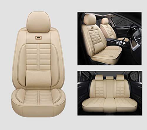 Youthus Fundas Coche Asientos Universales para Toyota Avensis T25 Wish Prado 120150 Corolla Prius La