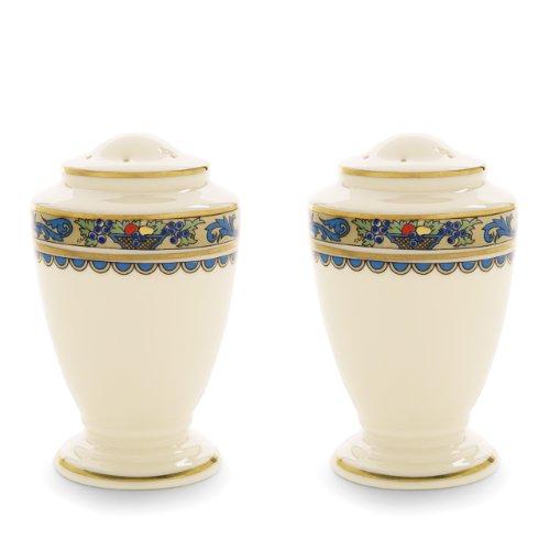 Lenox Autumn Salt and Pepper Set, Ivory