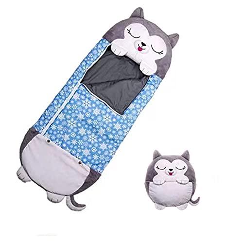 ZXWNB Schlafsack Kinder Schlafsack mit...