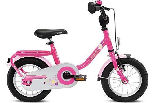 Puky Steel 12'' Kinder Fahrrad lovely pink